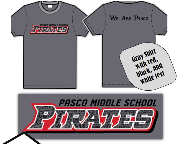 Order your Pirate Pride Gear!