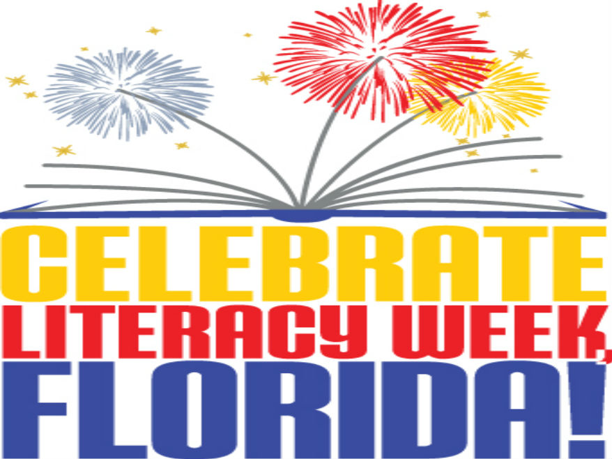 Celebrate Literacy Week Jan. 28 – Feb. 1