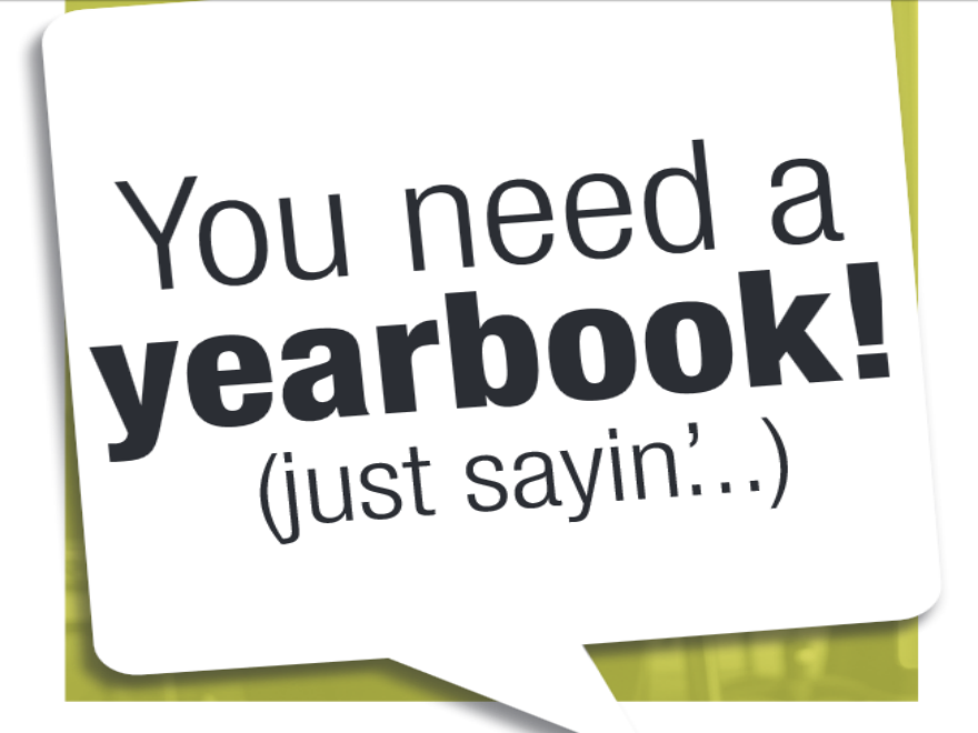 Pre-Order Your Yearbook Today