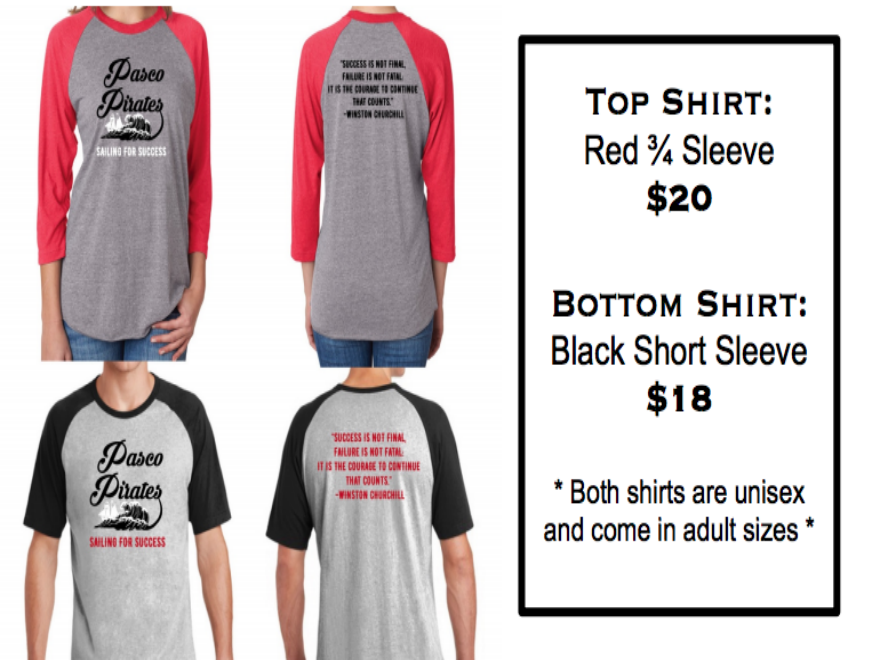 Sailing For Success T-Shirt Orders